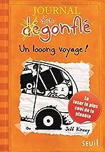 Journal d'un dégonflé - Tome 9 Un looong voyage (9) de Jeff Kinney