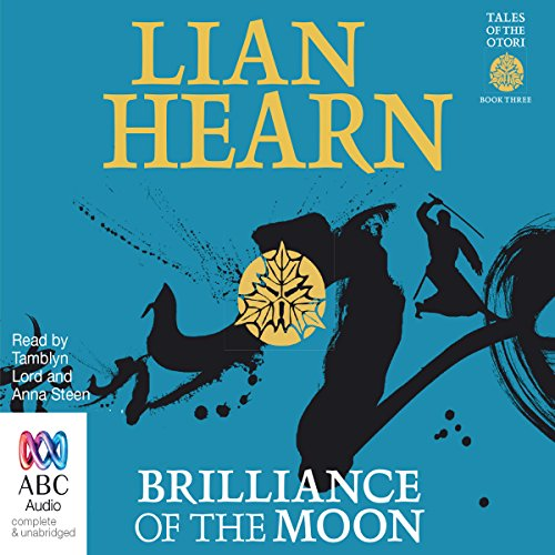 Brilliance of the Moon cover art