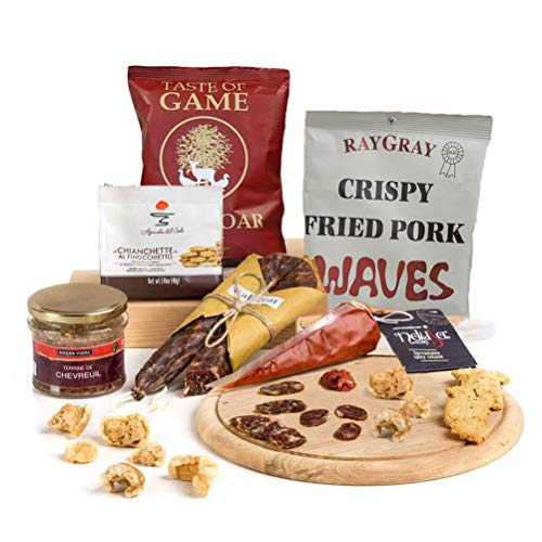 Hay Hampers Meat Feast - Charcuterie Selection- Free UK delivery