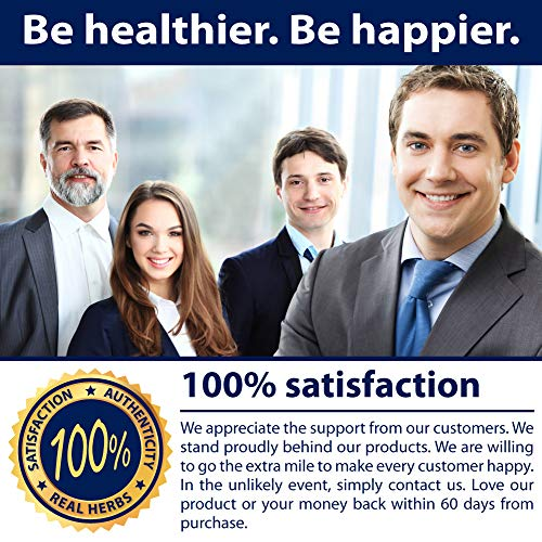 Longevity Blood Pressure Formula [90 Tablets] -Scientifically formulated - with 10+ standardized Herbal extracts & L…