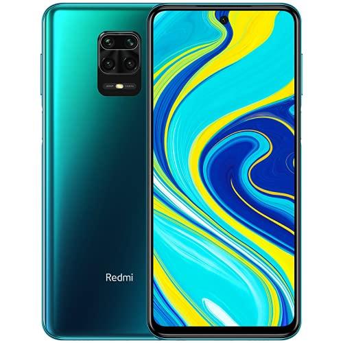 Smartphone Redmi Note 9S Dual SIM 128GB azul-aurora 4GB RAM