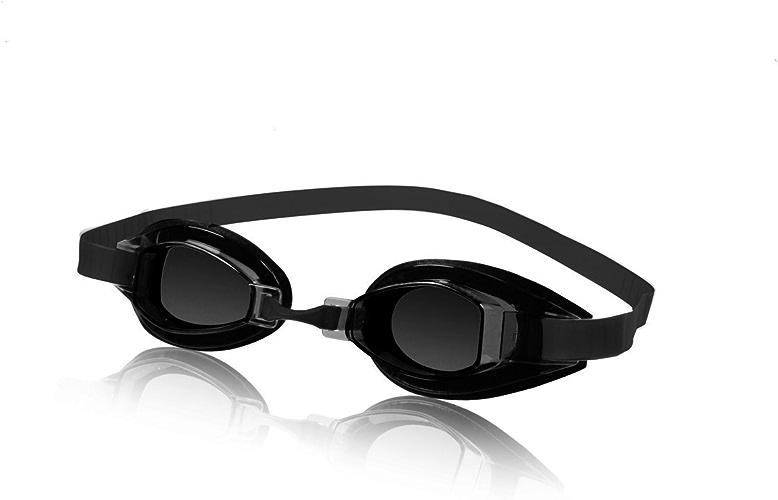 Speedo Sprint Swim Goggle, Smoke, One Taille