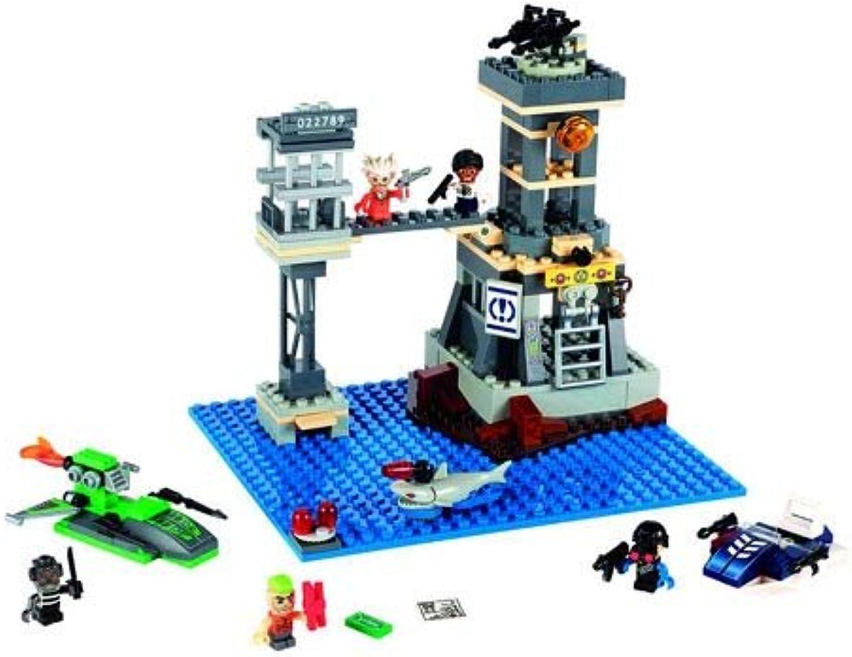 Kre-O Cityville Mayhem's Prison Break Set by KRE-O
