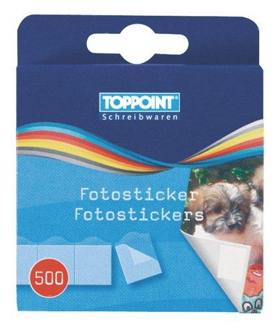5000 (10x 500Stk) Fotosticker Fotokleber