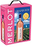 Grand Sud Merlot Rose BIB Trocken (1 x 3 l)