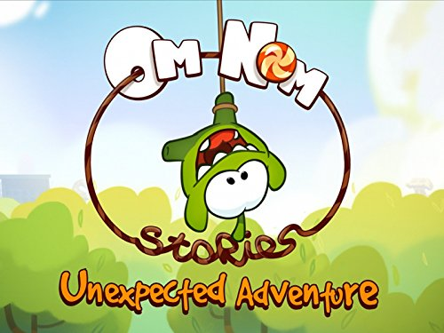 Clip: Cut the Rope – Om Nom Stories