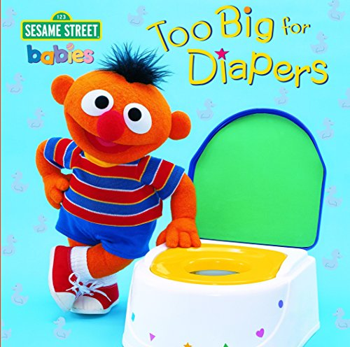 Too Big for Diapers (Sesame Street) (Too Big Board Books)の詳細を見る