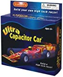 Stkertools(TM) Science Wiz - Ultra Capacitor Car Activity Kit, New