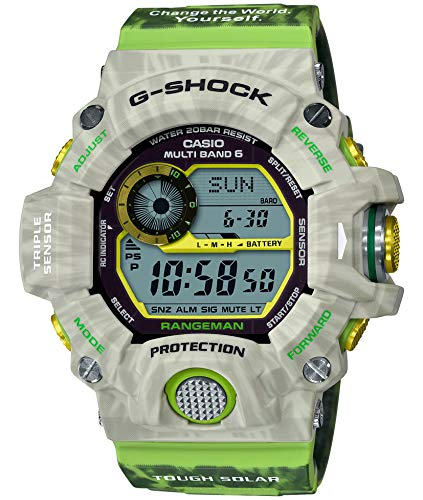 CASIO G-Shock GW-9404KJ-3JR Love The SEA and The Earth Radio Solar Watch (Japan Domestic Genuine Products)