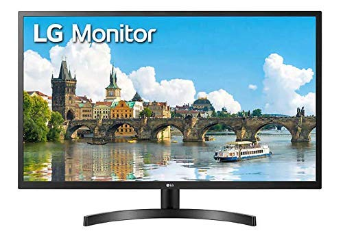 "LG 32MN60T-B 32"" Class FHD IPS FreeSync Monitor (Renewed)"