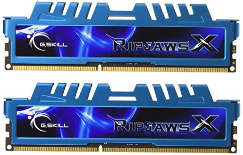 G.Skill F3-12800CL7D-8GBXM - Memoria RAM DDR3 de 8GB (1600MH