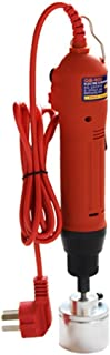 10-50mm New Manual Electric Screw Capper Plastic Bottle Capping Machine 220V