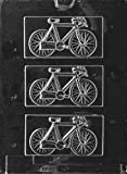 Bicycle Chocolate Bar Mold - K038 - Includes NCS Copyrighted Melting & Chocolate Molding Instructions