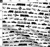 Auto, Zug, Fahrzeuge, Jungen, Lkw, Hubschrauber, Boot