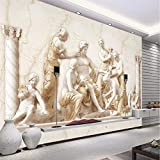 Fototapete Mythische Götter 3D Art Design Decorating Living Room Bedroom Fernsehhintergrund-Wand