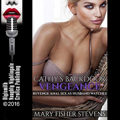 Cathy's Backdoor Vengeance audiobook cover art