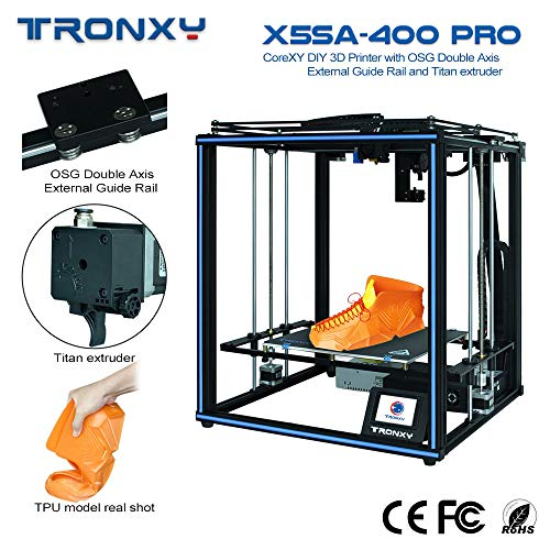 Tronxy – Tronxy X5SA-400 PRO - 5