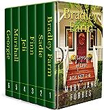 Bradley Farm Cozy Mystery Series: Books 1-6