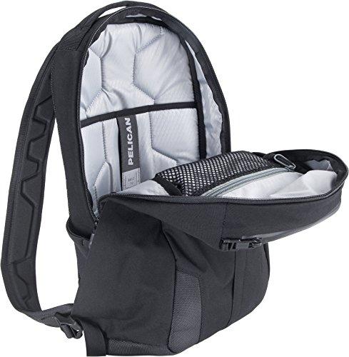 Pelican Weatherproof Backpack Mobile Protect Backpack [MPB20] - 20 Liter (Black)