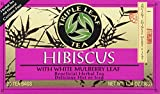 Triple Leaf Tea Bags Hibiscus White Mulberry, 20 Count