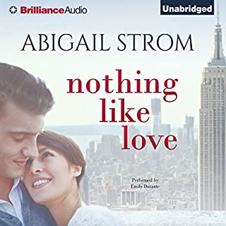 Nothing Like Love audiobook cover art
