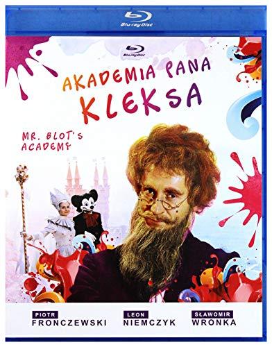 Mister Blot's Academy (Akademia pana Kleksa) (Digitally Restored) [Blu-ray]