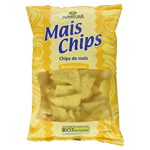 Alnatura Bio Mais Chips natur, 125g