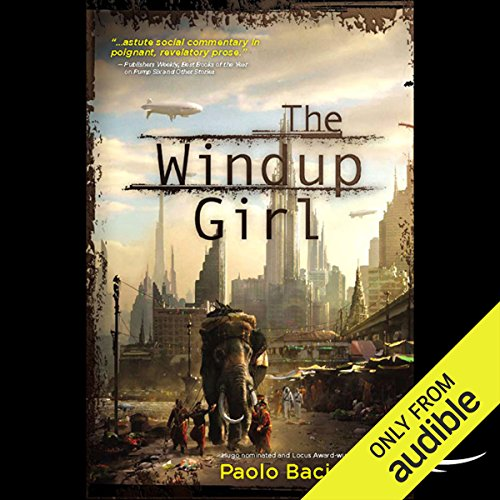 The Windup Girl  Titelbild