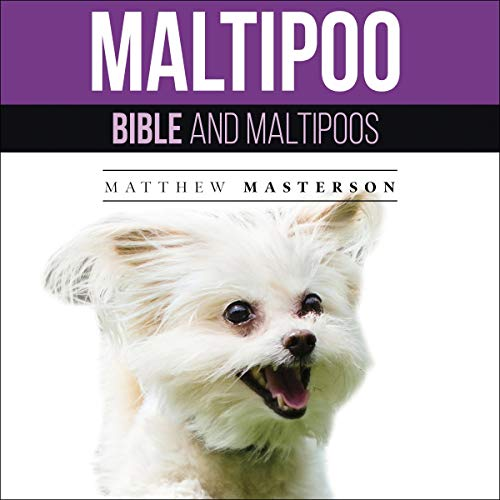 Maltipoo Bible and Maltipoos cover art