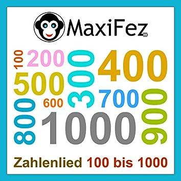 Zahlenlied 100 bis 1000