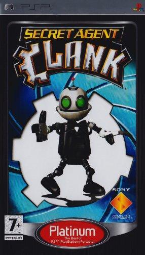 Secret Agent Clank - Platinum Edition [Edizione: Regno Unito]