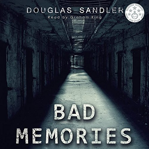 Bad Memories audiobook cover art