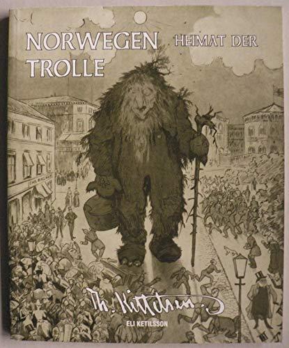 Norwegen Heimat der Trolle.