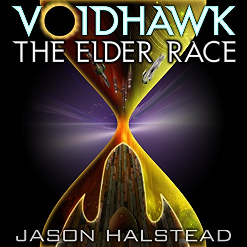 Voidhawk: The Elder Race audiobook cover art
