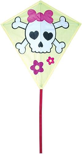 ahorra hasta un 80% Premier Kites 30 Diamond Kite - - - Girly Skull by Premier Kites  tienda en linea