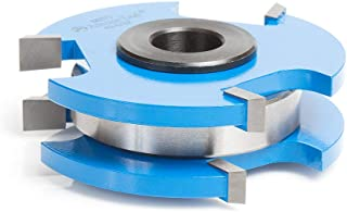 Amana Tool - SC577 Carbide Tipped 3-Wing Tongue & Groove Reversible Stile & Rail 2-13/32 x