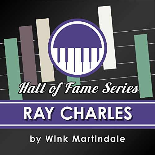 Ray Charles audiobook cover art