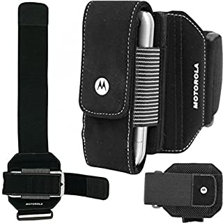 Armband Sports Gym Workout Arm Cover Case Running Strap Band Neoprene Black for iPhone 5 5C 5S, SE - iPod Nano 5th, 7th Gen - iPod Touch 1st, 2nd, 3rd, 4th, 5th Generations
