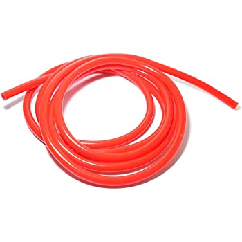 10MM RED Upgr8 10 Feet Length Universal 10mm 3//8 Inch Inner Diameter High Performance Silicone Vacuum Hose Line