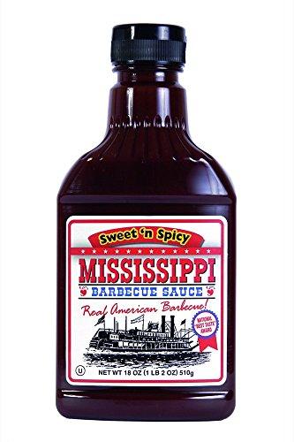 Mississippi Barbecue Sauce - Original (510g)
