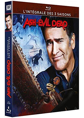Coffret ash vs evil dead, saisons 1 à 3 [Blu-ray] [FR Import]