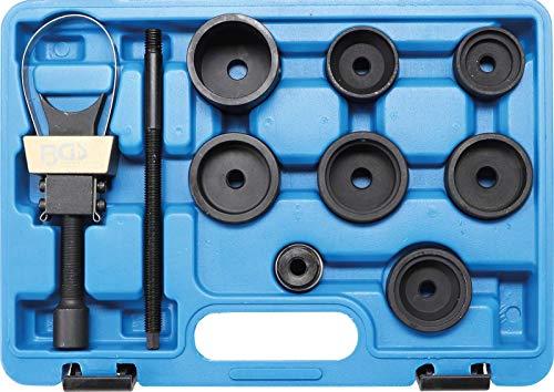 BGS 8829 | Längslenkerbuchsen-Werkzeug-Satz | für BMW Hinterachse | 10-tlg.