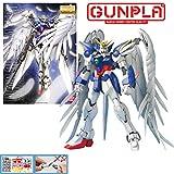 Bandai Hobby Wing Gundam Zero Version EW 1/100 - Master Grade