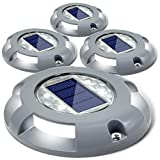 best solar deck light Siedinlar