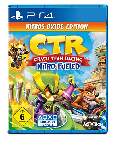 Crash Team Racing Nitro Fueled - Nitros Oxide Edition - [PlayStation 4]