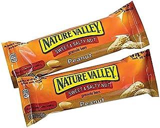 Nature Valley Sweet & Salty Granola Bars, Peanut, 1.2oz Bar, 96 Count