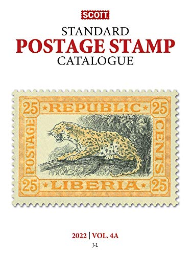 Compare Textbook Prices for 2022 Scott Stamp Postage Catalogue Volume 4: Cover Countries J-M: Scott Stamp Postage Catalogue Volume 4: Countries J-M Scott Stamp Postage Catalogues 178th ed. Edition ISBN 9780894876127 by Kloetzel, Jim,Bigalke, Jay,Snee, Chad