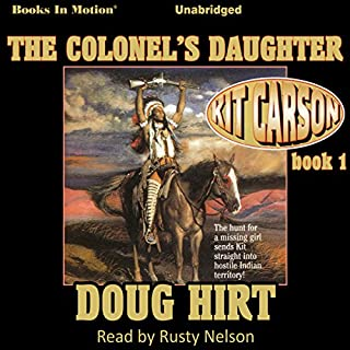 The Colonel's Daughter cover art