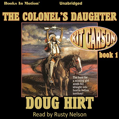 The Colonel's Daughter audiobook cover art