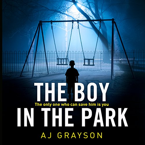The Boy in the Park audiobook cover art